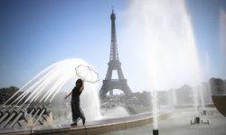 Prancis Hadapi Gelombang Panas Melebihi 40 Derajat Celcius