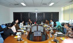 Tindak Lanjuti MoU, Delegasi Kementerian Legislasi Korea Bertemu Tim Sekretariat Kabinet