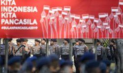 Sidang Putusan MK: Pemerintah Antisipasi Aksi Massa, Waspadai Penyusupan 'Jaringan Teroris'
