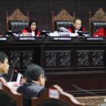 MK Akan Sampaikan Putusan Gugatan Pilpres 2019, Kamis Pukul 12.30 WIB