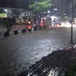 Hujan Semalaman di Samarinda, Ada Letupan di Gardu PLN Hingga Kemunculan Ular Piton