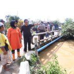Banjir Rusak Sejumlah Infrastruktur di Bontang