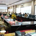 Pasar Seng Ilegal, Komisi II Minta Segera Ditertibkan