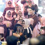 Momen Welcome Party HKG ke-47, Encek Firgasih Dapat Kejutan Ulang Tahun