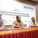 Kutim Masuk Kalfor Project, Rencanakan Pengelolaan ABKT dan Penyelamatan Hutan