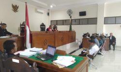 Dugaan Tindak Pidana Pemiliu: Penasihat Hukum Minta Terdakwa Dibebaskan