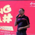 Telkomsel Mobile Banking Expo 2019, Tawarkan Kemudahan Transaksi Perbankan
