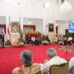 Presiden Jokowi Tegaskan Tidak Ada Jatah-Jatahan Kursi Menteri
