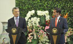 Ucapkan Selamat ke Presiden Jokowi, Presiden Argentina Ingin Nikmati Buah-Buahan Indonesia