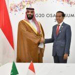 Bertemu Pangeran MBS, Presiden Jokowi: BUMN Indonesia Siap Dukung Pembangunan di Saudi