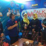 Bupati Tinjau Pameran, Lewat Talk Show, Ajak Warga Kunjungi Expo