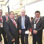 Gubernur Kaltara Hadiri Pertemuan East ASEAN Growth Area Summit