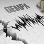 Dua Gempabumi Tektonik M5,0 dan M5,4 Guncang Selat Sunda Tidak Potensi Tsunami