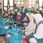 220 Calon Jemaah Haji Tarakan Siap Diberangkatkan