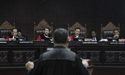 Siapa Saja Hakim MK yang Memutus Sengketa Pilpres 2019?