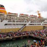 Identitas Penumpang KM Lembelu yang Melompat ke Laut Masih Misteri