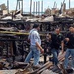 Selidiki Penyebab Kebakaran, Polres Datangkan Labfor dari Surabaya