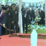 Pimpin Pemakaman Ibu Ani Yudhoyono, Presiden Jokowi: Flamboyan Akan Tetap di Hati Kita