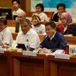 Komisi VII DPR RI dan Kementerian ESDM Sepakati Besaran Subsidi BBM dan Listrik  Tahun 2020