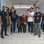 PatroliLautAmankan Satu Keluarga WN Malaysia Keturunan Kolaka Utara