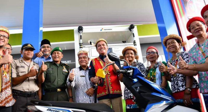 Pemerintah Tambah Layanan BBM Satu Harga di Pedalaman Kaltim, NTB dan Papua