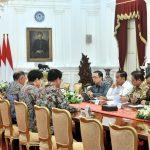 Temui Presiden Jokowi, Pimpinan Hyundai Laporkan Rencana Produksi Mobil di Indonesia