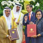 Indonesia –  Uni Emirat ArabTanda Tangani Sembilan MoU
