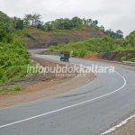 Ruas Jalan Bulungan-Malinau 66,56 Persen Sudah Mulus