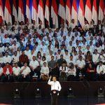 Jokowi: Tinggalkan Pola Kerja Lama untuk Bangun Indonesia