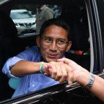 Sandiaga Uno Ucapkan Selamat Bekerja Kepada Joko Widodo dan Ma'ruf Amin