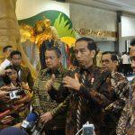 Kabinet Mendatang, Jokowi: Parpol-Profesional 60:40 atau 50:50