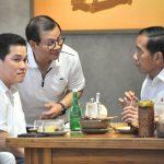 Seskab: Pertemuan Presiden Jokowi – Prabowo Tidak Ada Syarat Apapun