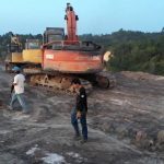 Buron Kasus Tambang Ilegal di Tahura Bukit Suharto Ditangkap