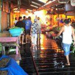 50 Kios di Pasar Sangkulirang Ludes Terbakar
