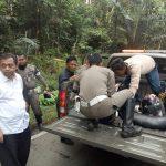 Suami Istri Korban Lakalantas, Wagub Hadi Turun Tangan Evakuasi Korban