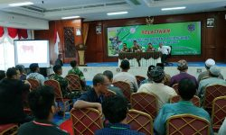 Jelang Iduladha, DKP3 Bikin Pelatihan Penyembelihan Hewan Kurban Secara ASUH