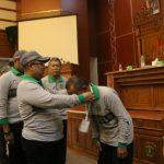 Ikuti PEDA KTNA Tingka Provinsi, 299 Orang Kontingen Kutim ke Berau