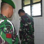 Ambil Sampel Urine, Prajurit TNI Dipelototi Sampai di WC