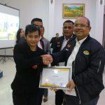 Dua Atlet Diganjar Penghargaan, Ismunandar Target 3 Emas Angkat Besi di PON Papua 2020