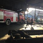Diduga Korsleting Listrik, Gudang Plywood di Penajam Terbakar Hampir 12 Jam