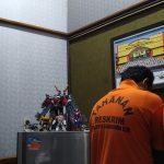 Spesialis Maling Helm di Samarinda Akhirnya Benar-benar Dipenjara