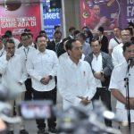 Ucapkan Selamat Kepada Jokowi, Prabowo: Kami Siap Membantu untuk Kepentingan Rakyat