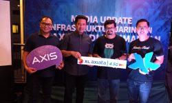 XL Axiata Perluas Jaringan 4G LTE di Kalimantan
