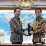 Nurdin Kena OTT KPK, Mendagri Tunjuk Wagub Isdianto Sebagai Plt Gubernur Kepri