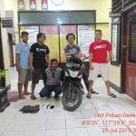 Polisi Tangkap Tersangka Pencuri Uang Rp50 Juta Milik Burhanuddin