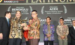 Provinsi Kaltara Terima Penghargaan IAA 2019