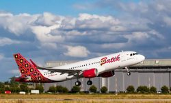 Beregistrasi PK-LZL, Batik Air Kini Diperkuat 44 Unit Airbus 320-200CEO