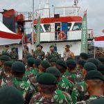 Kasrem 091/ASN: Tidak Ada Patok Perbatasan Indonesia-Malaysia yang Digeser