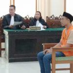 Mukayat Diadili dalam Kasus Kepemilikan Sabu