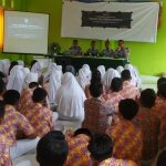 Taruna Perkenalkan Politeknik Imigrasi ke Pelajar SMAN 1 Nunukan
